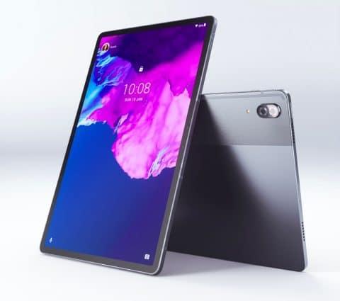 Avec la Tab P11 Pro, Lenovo s'invite sur le marché des tablettes premium