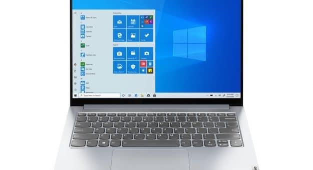 Lenovo présente ses PC portables Yoga 6, Yoga 7i (Pro) et Yoga Slim 7i (Pro)