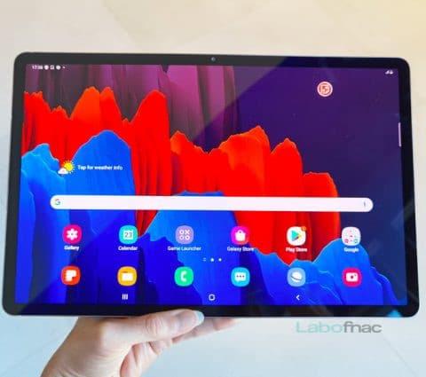 Samsung profite de la hausse des ventes mondiales de tablettes