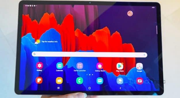 Samsung Galaxy Tab S7 et S7+ : des tablettes toujours plus haut de gamme