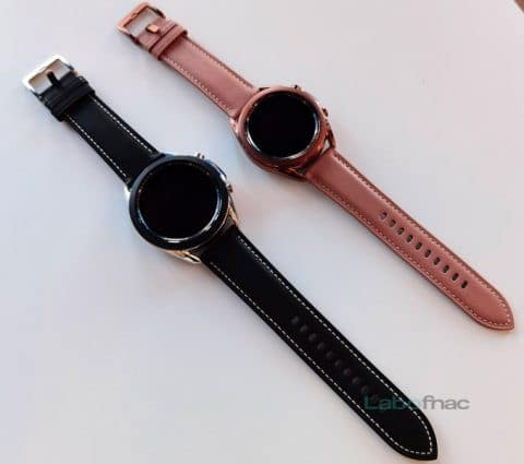 Galaxy Watch 4 : Samsung devrait bel et bien opter pour Wear OS