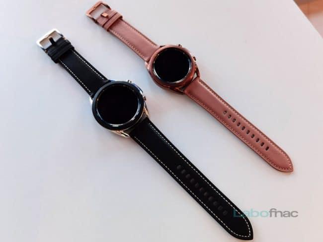Les Galaxy Watch 3 © LaboFnac