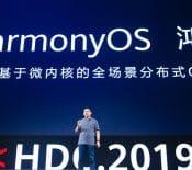 Huawei lancerait un smartphone sous HarmonyOS avant la fin de l'année