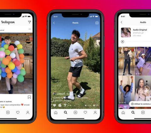 Instagram Reels : la nouvelle fonction de Facebook pour concurrencer TikTok