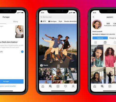 Instagram : les vidéos TikTok recyclées en Reels ne seront plus mises en avant