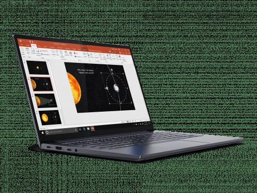 Test Labo du Lenovo Yoga Slim 7 (Ryzen 5, 8/256 Go) : pas si «slim», mais une machine robuste et performante