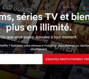 Netflix propose désormais un mois d'essai gratuit ou presque