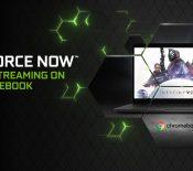 GeForce Now : le service de Nvidia s'invite sur les Chromebook