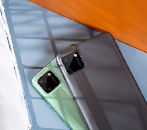 Realme C11 : un smartphone abordable doté d'une batterie de 5000 mAh