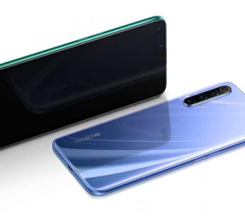 Realme X50 5G : cap sur la 5G à prix contenu