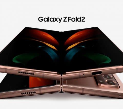 Samsung Galaxy Z Fold2 : première apparition officielle pour le successeur du Galaxy Fold