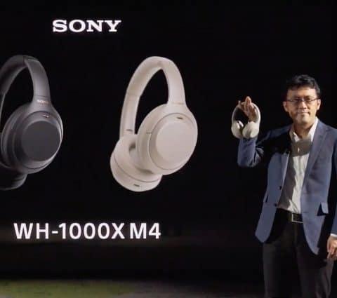 Sony WH-1000XM4 : le casque phare du Nippon revient dans une nouvelle version