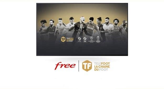 Après SFR et Bouygues Telecom, Téléfoot trouve un accord avec Free