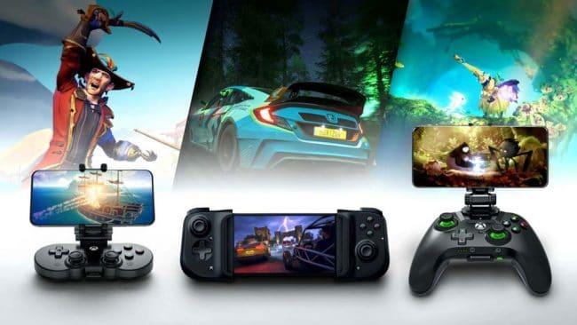 Xbox xCloud Game Pass