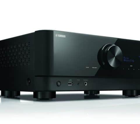 RX-V4A et RX-V6A : Yamaha dévoile ses nouveaux amplis audio/vidéo
