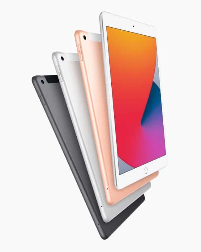 L'iPad de 8e génération © Apple