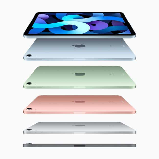L'iPad Air 2020 © Apple