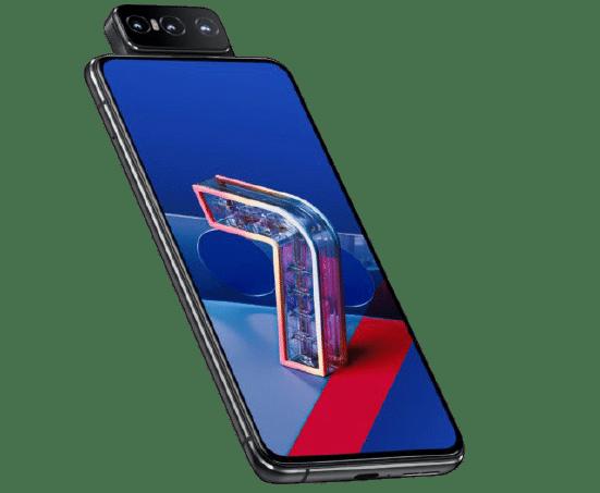 test Asus Zenfone 7 Pro