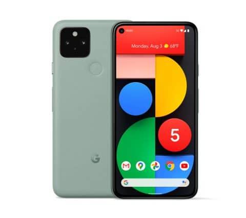 Avec son Pixel 5, Google change de cap : le point sur son nouveau smartphone