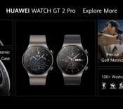 Huawei Watch GT 2 Pro officielle : de nouveaux sports et la charge sans fil font leur apparition