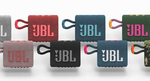 IFA 2020 – Avec les Go 3, Clip 4 et Xtreme 3, JBL renouvelle ses enceintes nomades