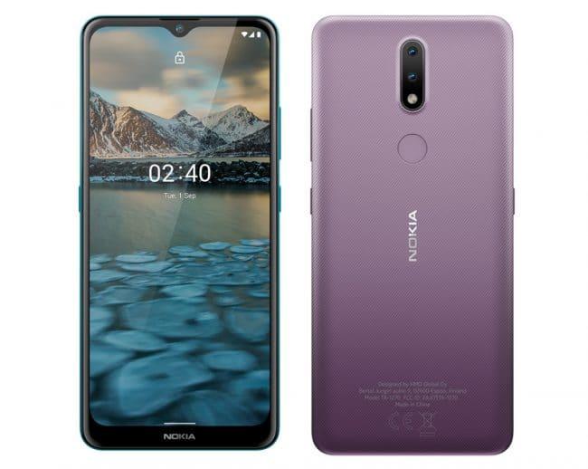 Le Nokia 2.4 © Nokia