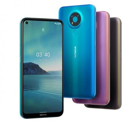Nokia 2.4 et 3.4 : HMD renouvelle son entrée de gamme