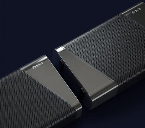 IFA 2020 – Philips Fidelio B97 : un système d'enceintes détachables pour cette barre de son premium
