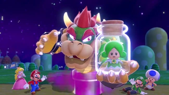Super Mario 3D World: Bowsers Fury