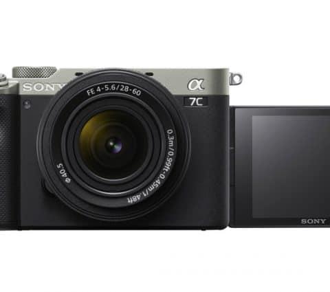 Sony Alpha 7C : l'hybride plein format s'offre un format compact