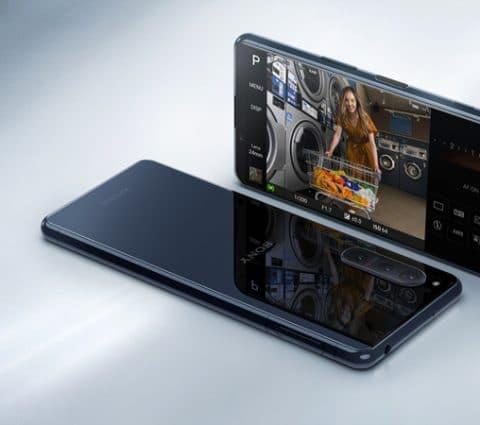 Le Sony Xperia 5 II est officiel : enfin un écran 120 Hz