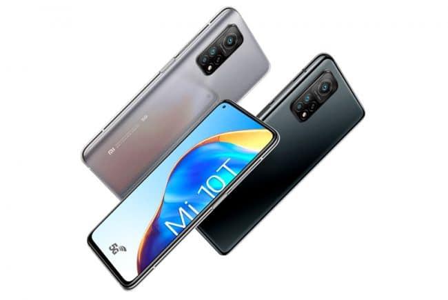 Le Xiaomi Mi 10T © Xiaomi