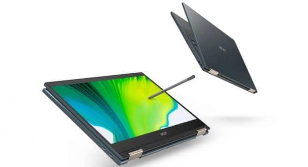 IFA 2020 – Acer annonce des Swift 3 et Swift 5 avec Core de 11e génération et un Spin 7 5G