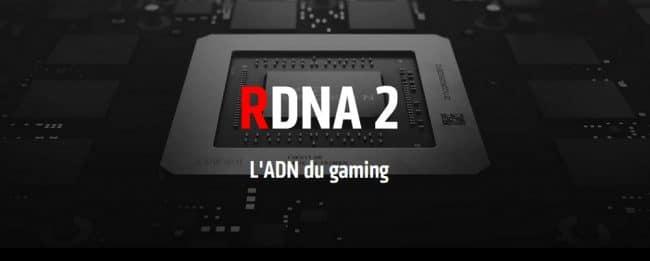 Technologie d'architecture RDNA 2