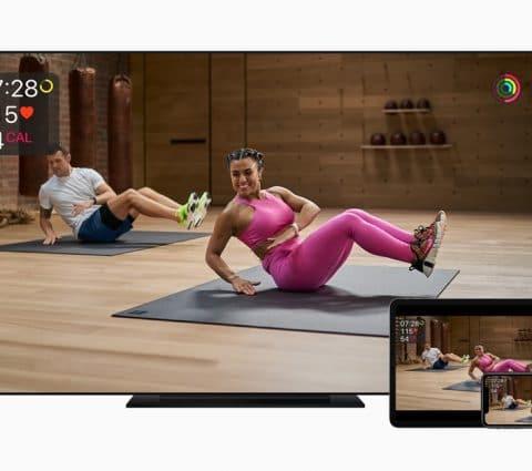 Apple Fitness+ et One : coup d'accélérateur sur la santé et les services