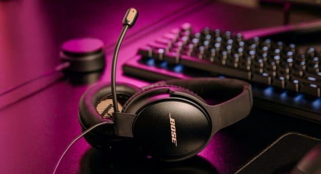 Le casque QuietComfort 35 II de Bose revient en version gaming