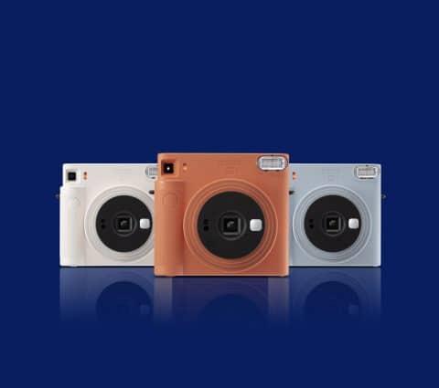 Instax Square SQ1 : Fujifilm présente son nouvel instantané au format carré