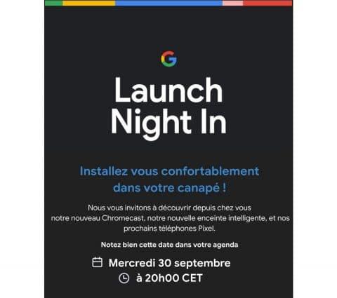 Google va présenter ses nouveautés le 30 septembre