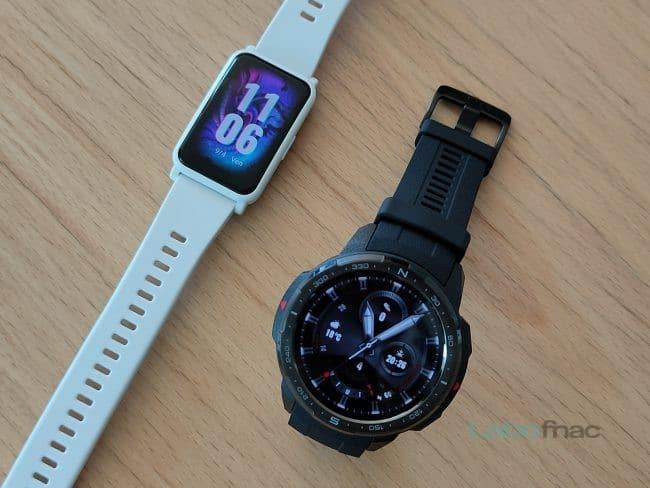 Honor Watch ES & Watch GS Pro