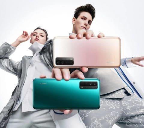 Huawei officialise le P Smart 2021 en Europe