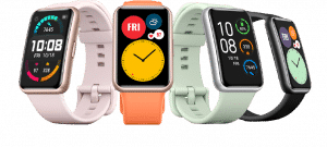 Prise en main de la Huawei Watch Fit : cap sur les débutants