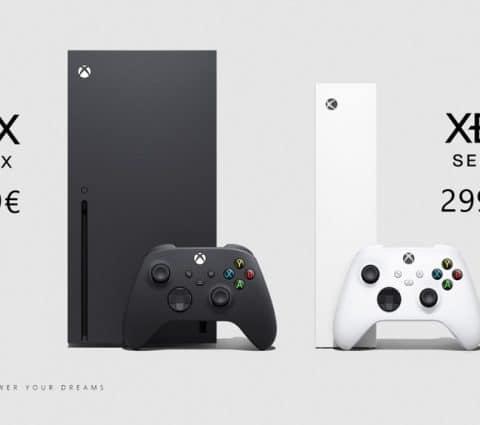 Xbox Series X et Xbox Series S : les précommandes sont ouvertes