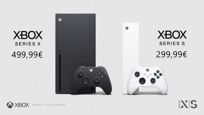 Microsoft Xbox Series X et Series S