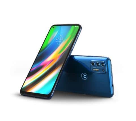 Moto G9 Plus et E7 Plus : Motorola ajoute deux smartphones accessibles à son catalogue