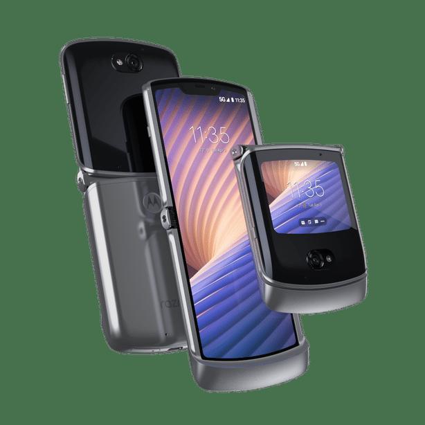 test Motorola Razr 5G
