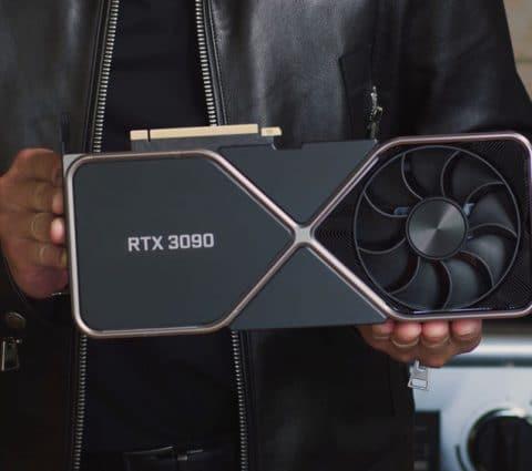 GeForce RTX série 30 :Nvidia annonce une puissance impressionnante… et des prix en baisse