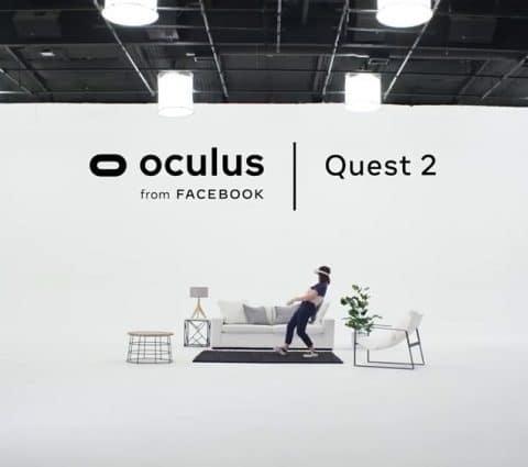 L'Oculus Quest 2 se dévoile avant la conférence Facebook Connect