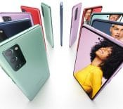 Galaxy S20 FE : le smartphone de Samsung n'a presque plus de secret