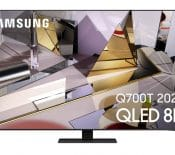 IFA 2020 – Samsung étend sa gamme de téléviseurs 8K avec le Q700T