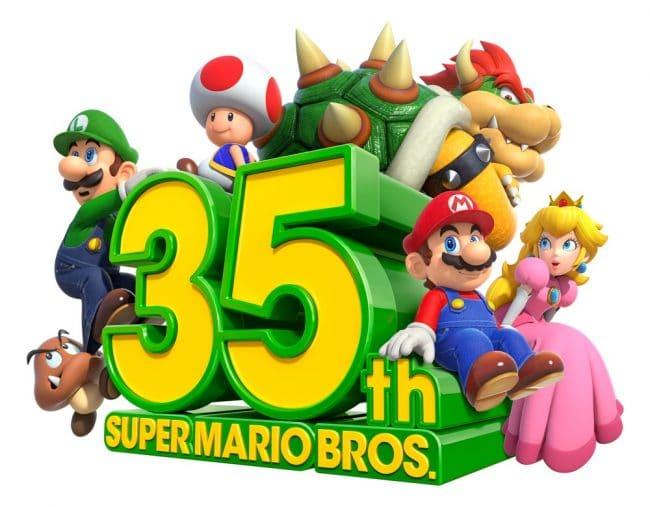 35 ans Super Mario Bros